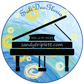 Piano Studio Sandy Triplet